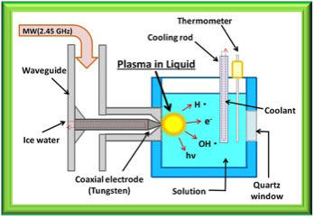 実験装置概略図